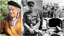 Jehuda Bacon přežil Osvětimi. Nejživější vzpomínky má na doktora Mengeleho,...