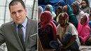 Lidovecký europoslanec Tomáš Zdechovský navštívil uprchlické tábory na Blízkém...
