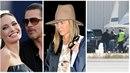 První porozvodové foto Jennifer Aniston.