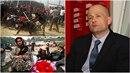 Advokát David Netušil jel do Řecka pomáhat uprchlíkům.