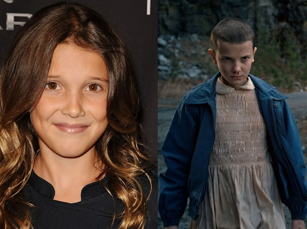 Millie Bobbie Brown / Stranger Things
