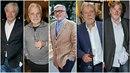 Kteří slavní muži jsou těsně před důchodem stále k sežrání?