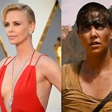 Charlize Theron / Mad Max: Furry Road