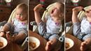 Malá ruská holčička Vasilina Knutsenova se narodila bez rukou. Se svým...