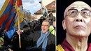 Dalajláma se asi nestačí divit. Ještě před půl rokem byl Miroslav Kalousek...