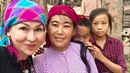 Kateřina Kaira Hrachovcová ve Vietnamu.
