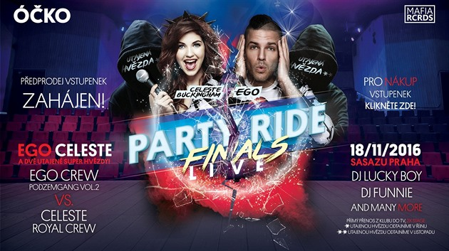 PARTY RIDE FINALS LIVE