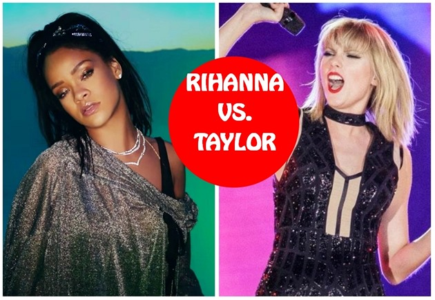 Rihanna vs. Taylor Swift