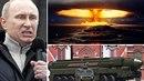 Vladimír Putin představil světu novou nejničivější atomovou bombu zvanou Satan....