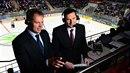 Robert Záruba patří mezi naše nejlepší hokejové komentátory.