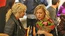 Světlana Nálepková a Kateřina Bursíková Jacques jsou velké kamarádky.