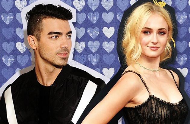 Joe Jonas a Sophia Turner