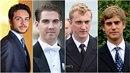Dámy, nesmutněte. Princ Harry je sice zadaný, ve světě je ale ještě hodně...