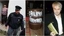 U Josefa Rychtáře opět zasahovala policie. Co se stalo?