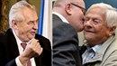 Miloš Zeman se vyjádřil ke kauze neudělení vyznamenání Jiřímu Bradymu. Jeho...