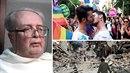 Ultrakonzervativní italský kněz Giovanni Cavalcoli je přesvědčen, že ničivá...