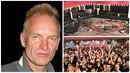 Sting chce zahrát v Bataclanu.