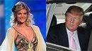 Donald trump se prý zamiloval do Ivety Vítové.