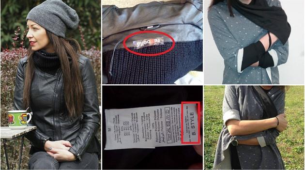 Módní e-shop Prachařové  Přeprodává cizí oblečení jako svou značku ... 70b469e661