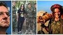 Markéta, Kurdové, Irák, válka
