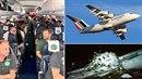 V Kolumbii havarovalo letadlo na palubě s brazilským fotbalovým týmem...