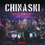 Booklet CD a DVD Chinaski G2 Acoustic Stage