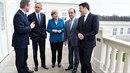4 z 5 jsou pryč nebo končí. Poslední ze staré party je Angela Merkel.