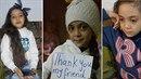 Sedmiletá Bana al-Abed ze syrského Aleppa popisovala život ve válce na Twitteru...