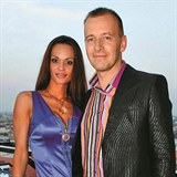 Andrea Heringhová je jedinou ženou, se kterou má Kollár dvě děti.