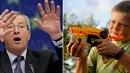 Evropská komise v čele s Jean Claude Junckerem chce omezit prodej a držení...