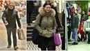 Celebrity dohání, co zameškaly. Kdo vyrazil na nákupy?