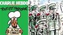 Francouzský satiristický magazín Charlie Hebdo po muslimech pobouřil i Rusy. Ty...