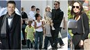Brad Pitt smí s dětmi strávit o Vánocích jen 4 hodiny!