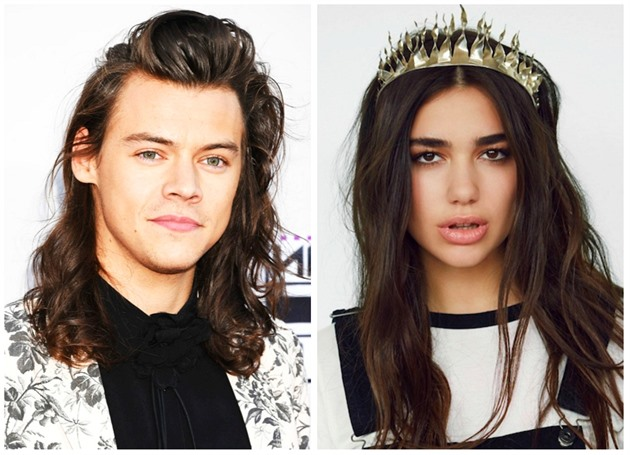 Harry Styles / Dua Lipa