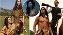 Nová představitelka Indiánky Nšo-či Iazua Larios se už několikrát ukázala, jak...