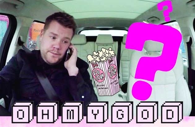 James Corden v Carpool Karaoke