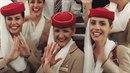 Novými internetovými celebritami jsou sexy letušky a pohlední piloti.