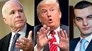 Republikánský senátor John McCain byl stál za dezinformačním skandálem útočícím...