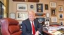 Ještě než se přestěhuje do Bílého domu, ukázal Donald Trump, jak to vypadá v...