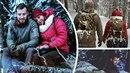 Vendula Pizingerová se fotí v lese s manželem. Jak ale takové fotky vznikají?