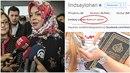Vše nasvědčuje tomu, že Lindsay Lohan konvertovala k islámu!