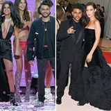 Selena Gomez a The Weeknd / Bella Hadid a The Weeknd