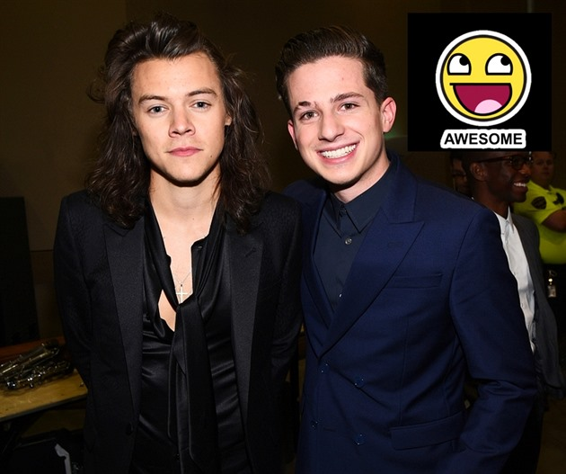 Harry Styles a Charlie Puth