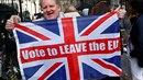 Britové si sice v referendu odhlasovali, že chtějí vystoupit z EU, nicméně...