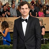 Ashton Kutcher na udílení SAG Awards 2017.