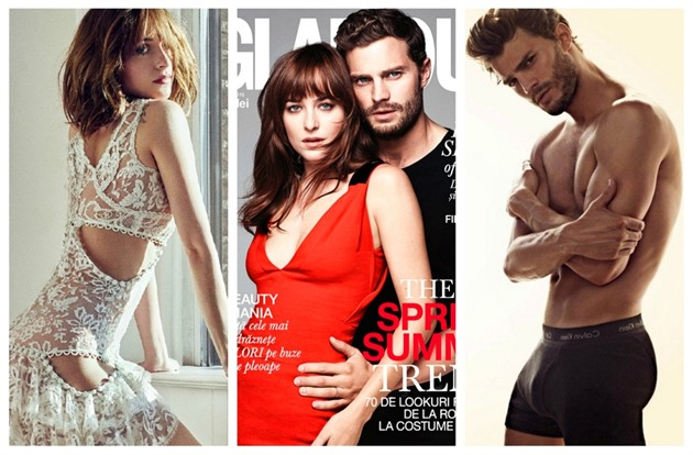 Jamie Dornan a Dakota Johnson