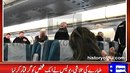 Pákistánské letadlo nouzově přistálo kvůli nepokoji na palubě