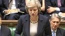 Britská premiéra setřela svoje odpůrce jedinou větou.