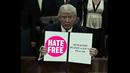Donald posílá kluky z HateFree na pracák.