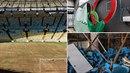 Olympijský stadion Maracaná byl před půl rokem dějištěm letní olympiády v Rio...
